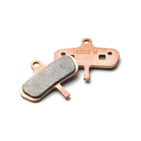 Avid Code Bremsebelægninger fra 2011 sort/sølv